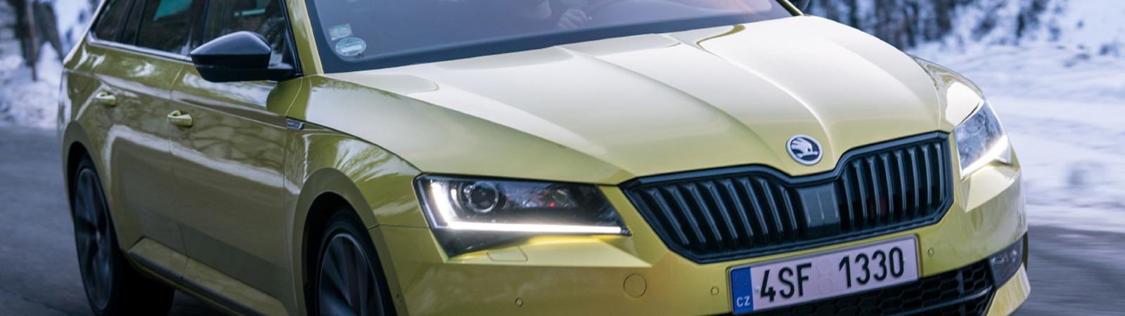 Škoda Auto: Winter Tips